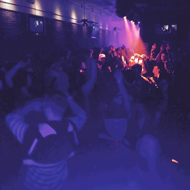 Crazy night last night!! Awesome crowd :) #greeley #thebox #edm #college #ksmash