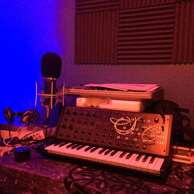 New addition to the studio @korgofficial #MS-20 #analog #synth #ksmash