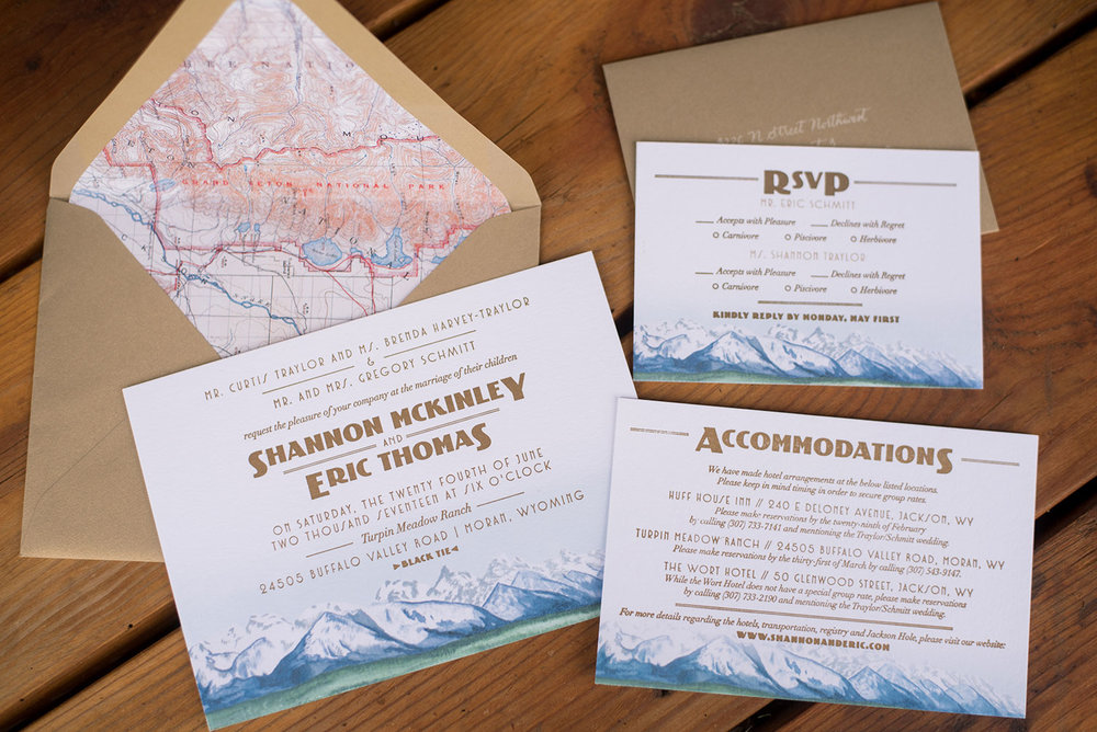 Accommodation Card Example