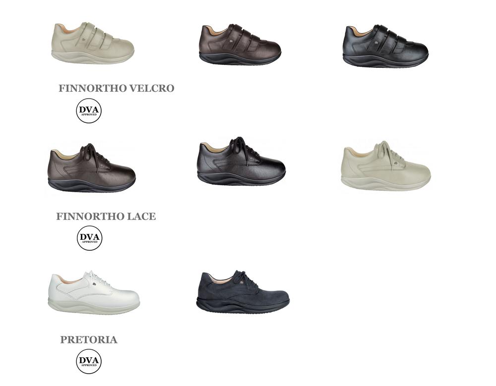 Shoe Solutions Finn Comfort