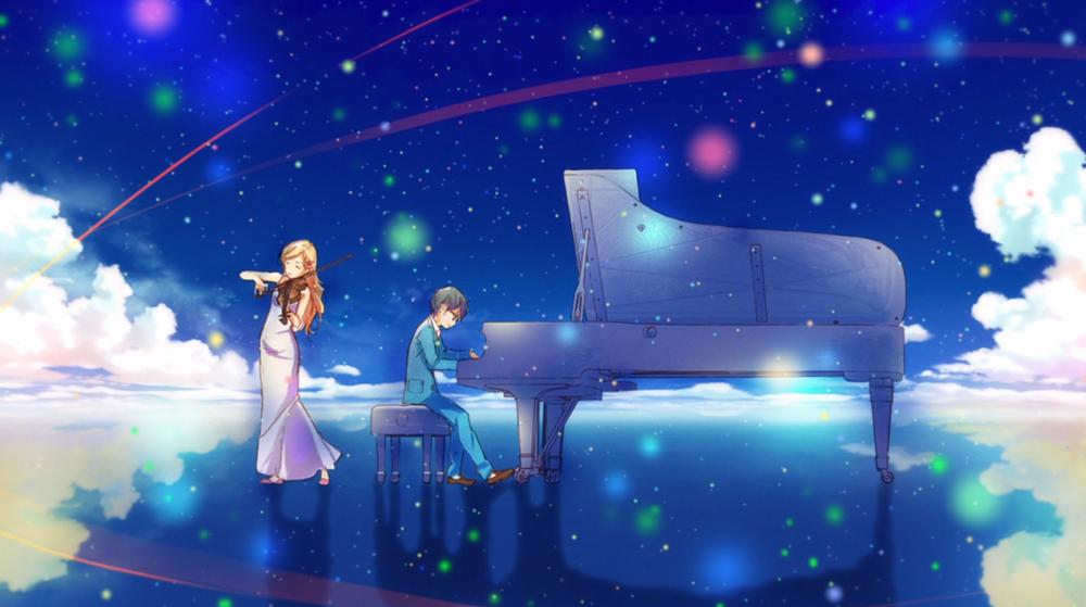 Un Anime al Mes: Shigatsu Wa Kimi no Uso - MásGamers