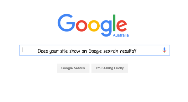 Do you rank on Google