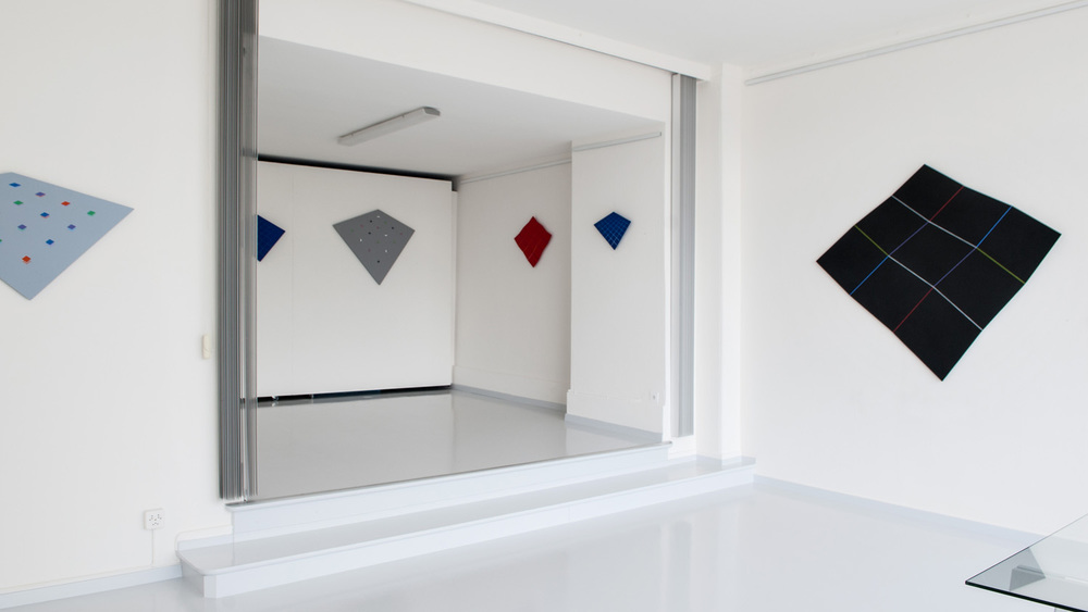 Exposition individuelle de Hans-Jörg Glattfelder à la Galerie La Vitrine du 10.05. au 28.06.2014