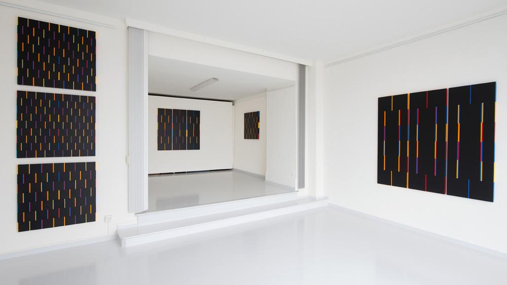 Exposition individuelle de Claude Pasquer à La Galerie La Vitrine du 13.12.2013 au 08.02.2014
