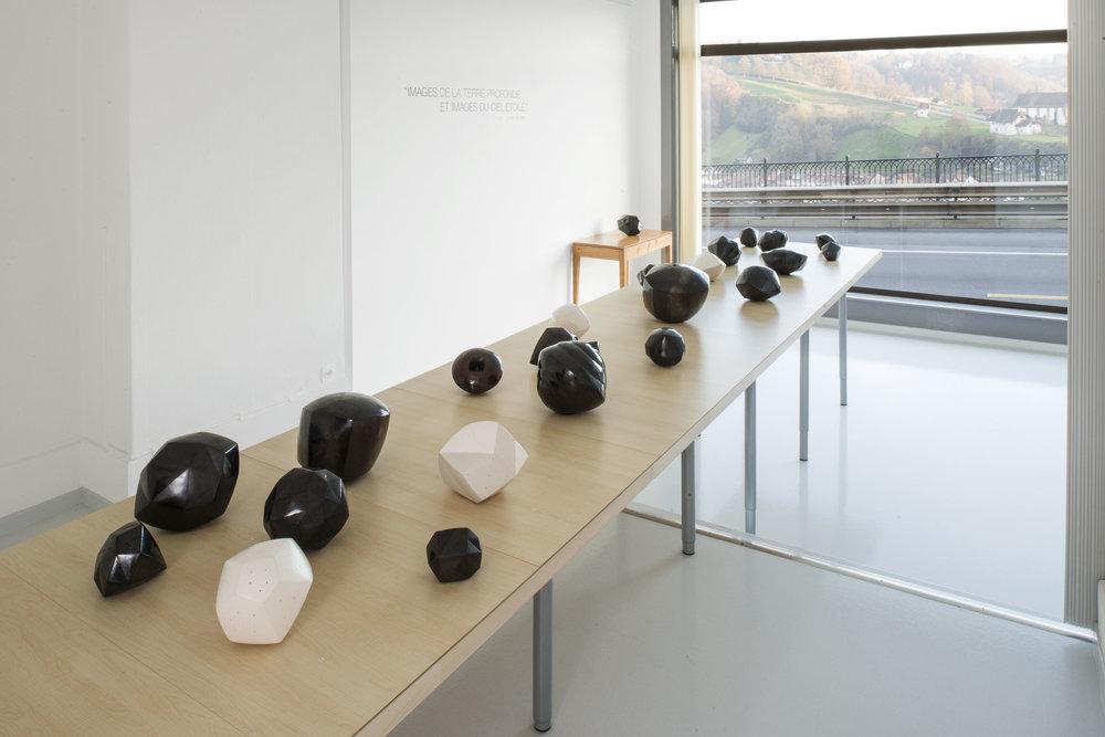 Exposition Géométries secrètes, 2016