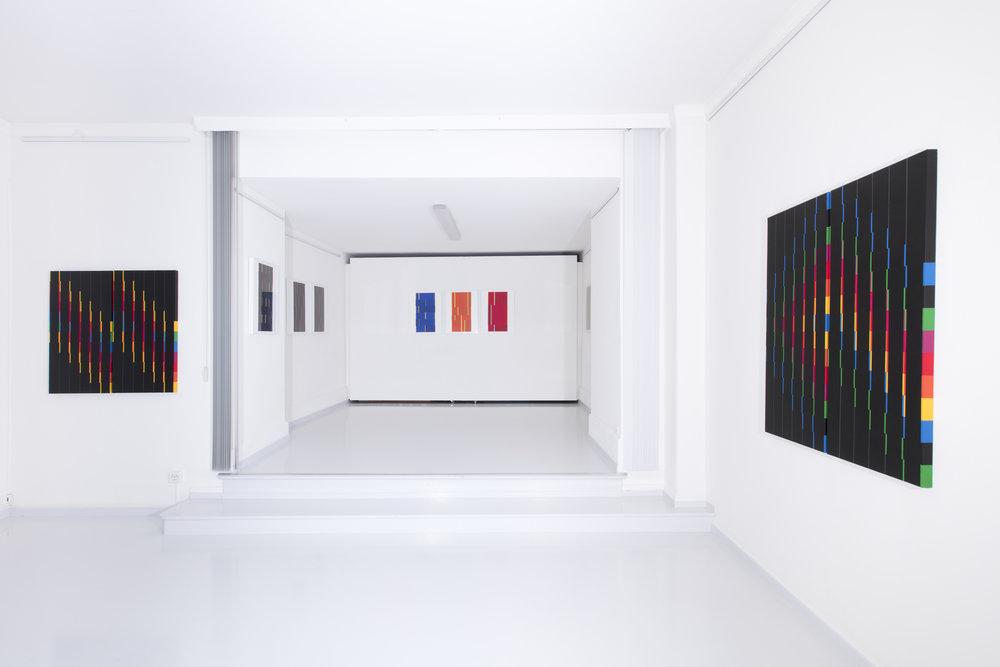Exposition individuelle Claude Pasquer 2017