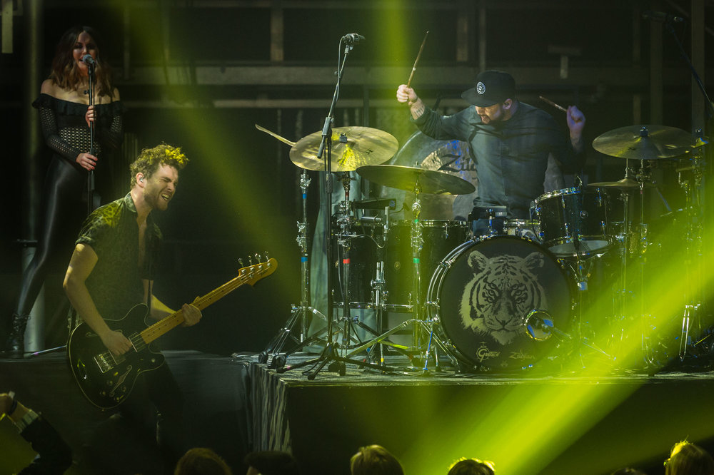 Royal Blood - my favourite artist of the series