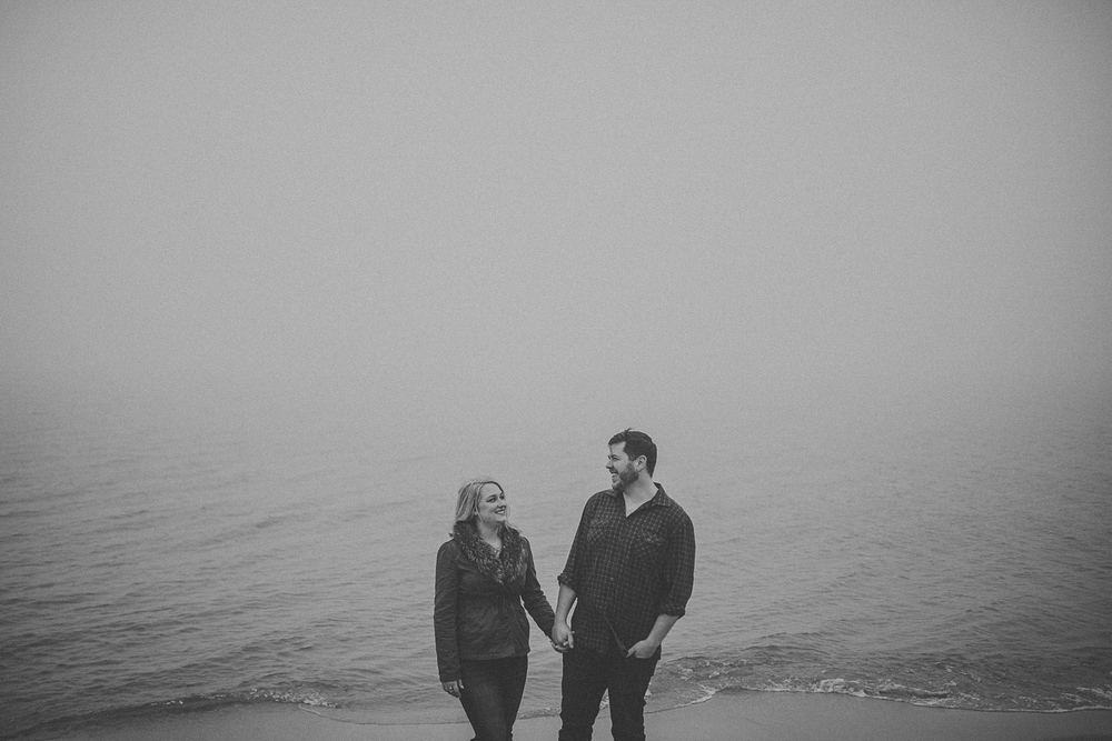 Lake Michigan Engagement - Holland Michigan Wedding Photographer - 083.jpg