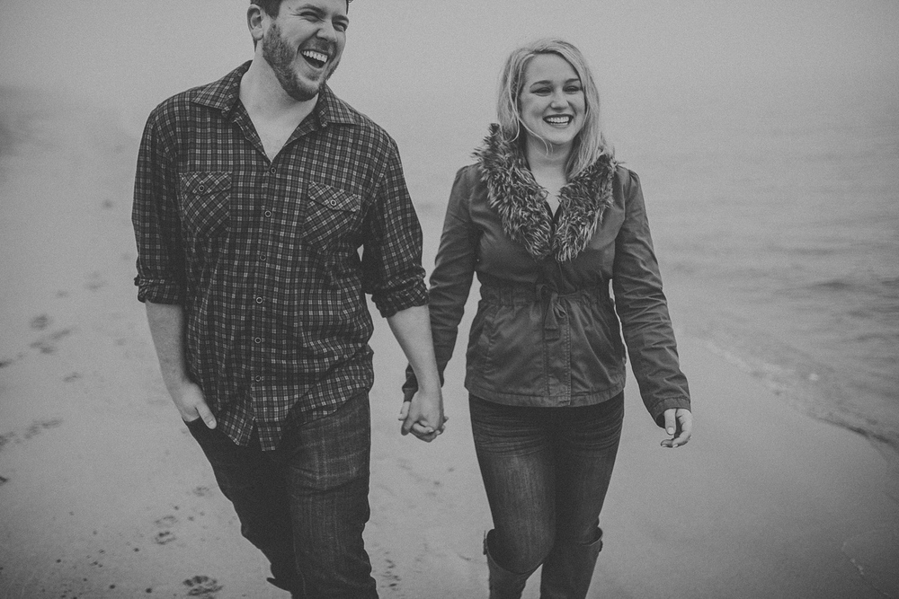 Lake Michigan Engagement - Holland Michigan Wedding Photographer - 099.jpg