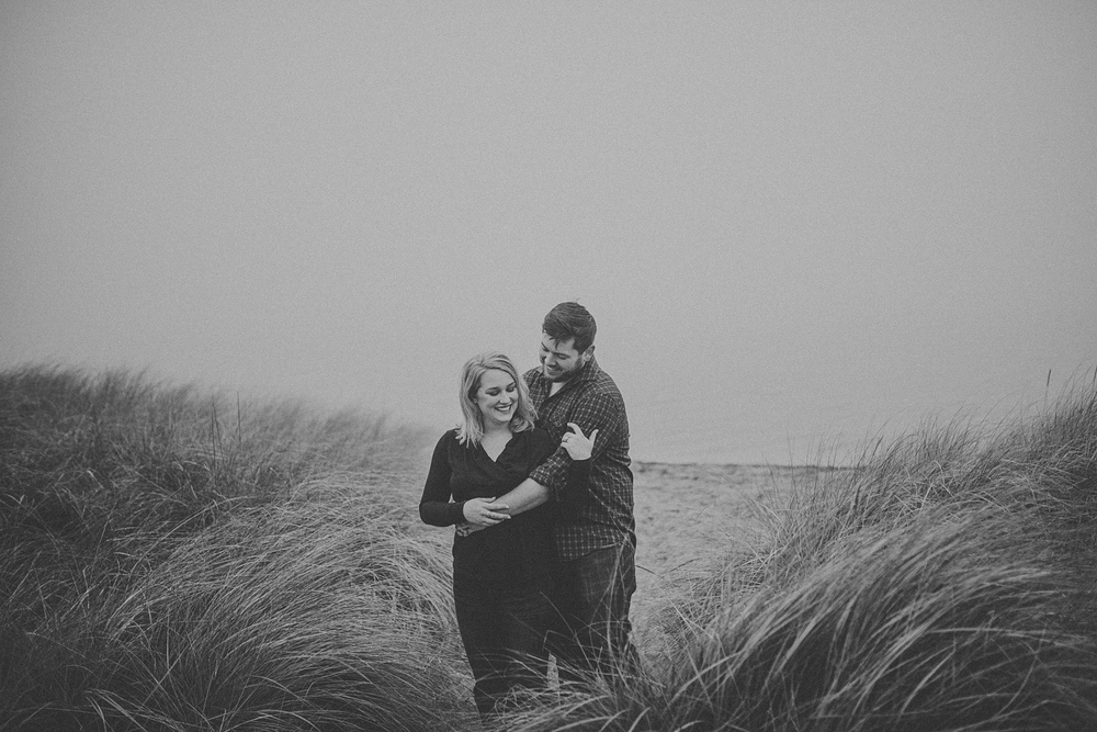 Lake Michigan Engagement - Holland Michigan Wedding Photographer - 106.jpg
