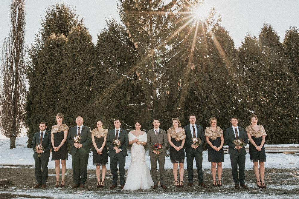 Michigan Wedding Photographer - Grand Rapids Winter Wedding - 027.jpg