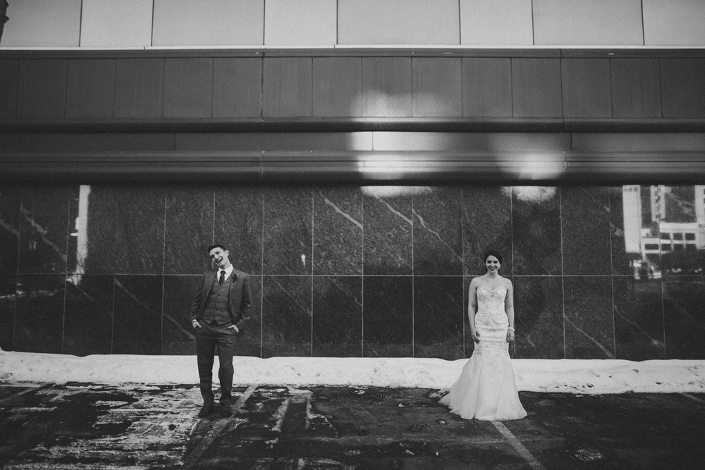 Michigan Wedding Photographer - Grand Rapids Winter Wedding - 039.jpg