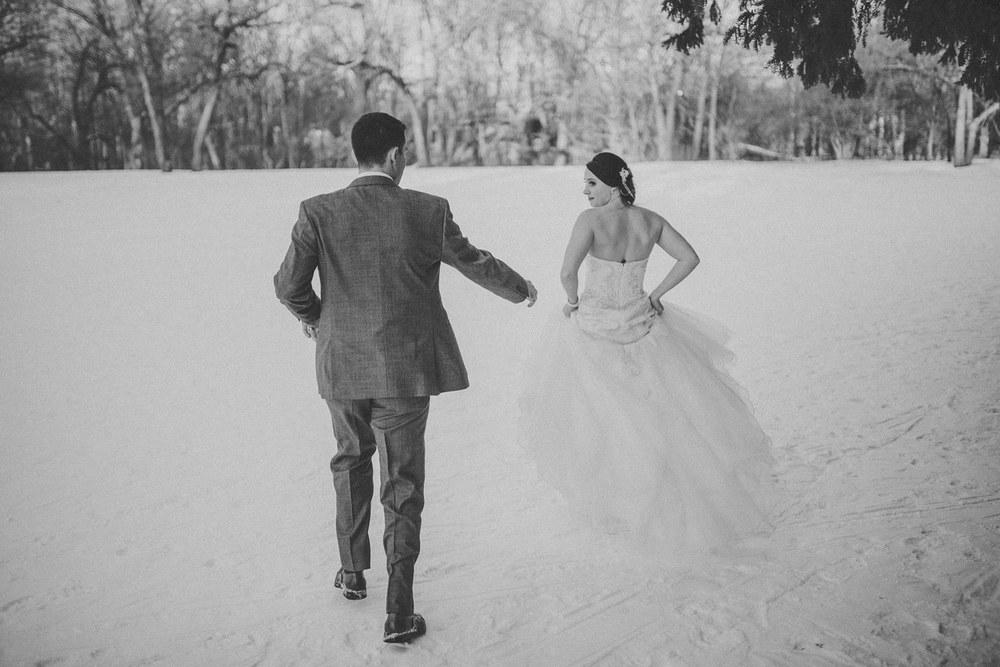 Michigan Wedding Photographer - Grand Rapids Winter Wedding - 063.jpg