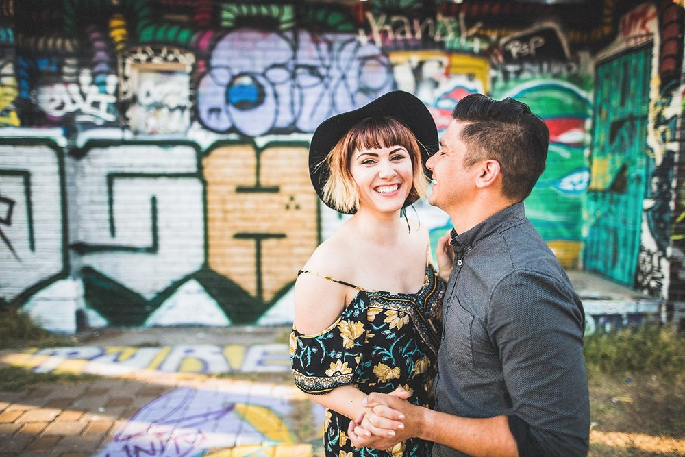 Jess Gable - 09 - Downtown Phoenix Engagement Session by Wedding Photographer Ryan Inman.jpg