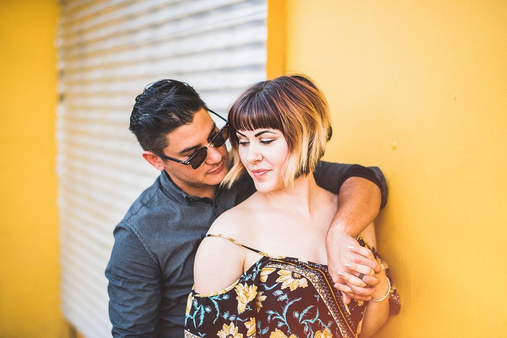 Jess Gable - 31 - Downtown Phoenix Engagement Session by Wedding Photographer Ryan Inman.jpg