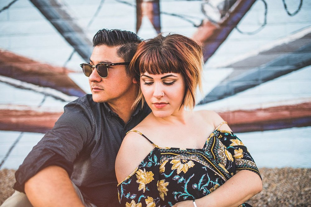 Jess Gable - 52 - Downtown Phoenix Engagement Session by Wedding Photographer Ryan Inman.jpg