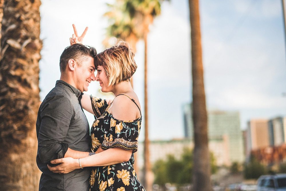 Jess Gable - 72 - Downtown Phoenix Engagement Session by Wedding Photographer Ryan Inman.jpg