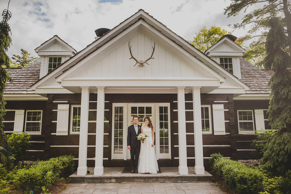 CHRISTIN + ANDREW | NORTHERN MICHIGAN WEDDING AT DOUBLE K ESTATE -