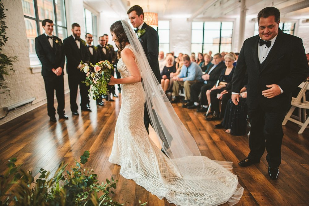 Wedding at Loft 310 - Weddings in West Michigan, Kalamazoo, Detroit, Grand Rapids, Wedding Photography - Ryan Inman - 43.jpg