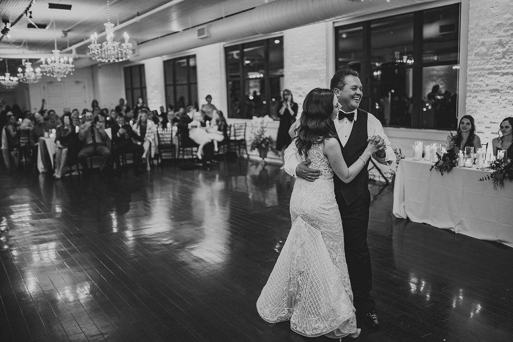 Wedding at Loft 310 - Weddings in West Michigan, Kalamazoo, Detroit, Grand Rapids, Wedding Photography - Ryan Inman - 136.jpg