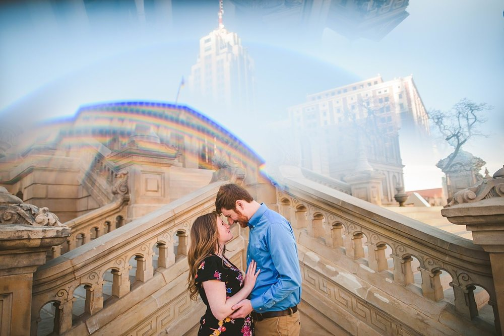 Lansing Engagement Photos - Grand Rapids, West Michigan Wedding Photographer - Jenna and Mike - 03.jpg