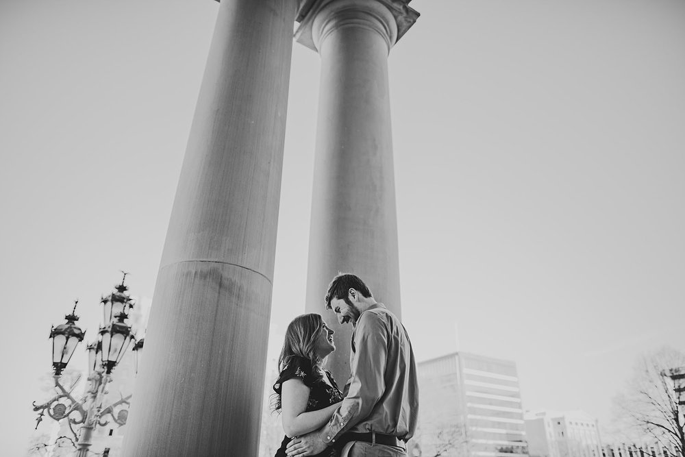 Lansing Engagement Photos - Grand Rapids, West Michigan Wedding Photographer - Jenna and Mike - 05.jpg