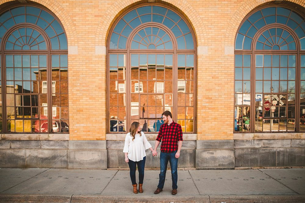 Lansing Engagement Photos - Grand Rapids, West Michigan Wedding Photographer - Jenna and Mike - 09.jpg