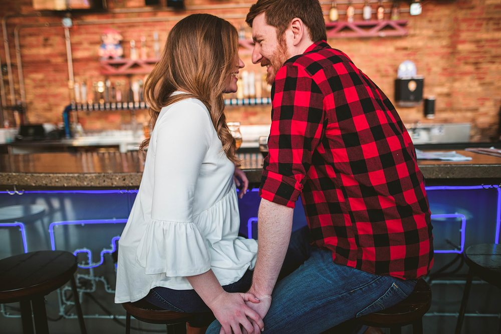 Lansing Engagement Photos - Grand Rapids, West Michigan Wedding Photographer - Jenna and Mike - 47.jpg