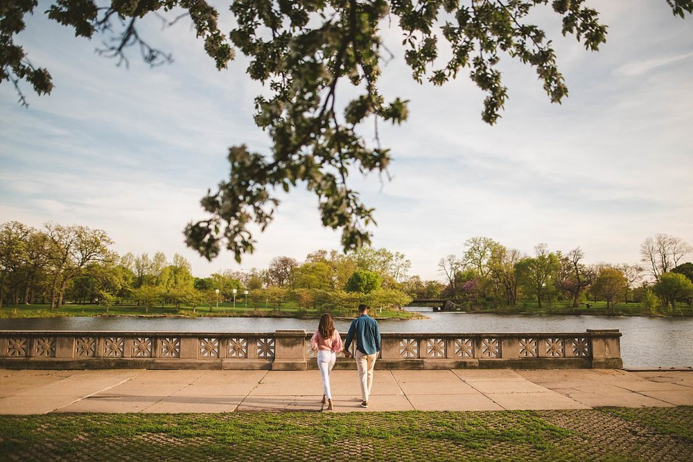 Downtown Chicago Engagement Photos - Museum of Science and Industry Session - Elizabeth and Dan -24.jpg