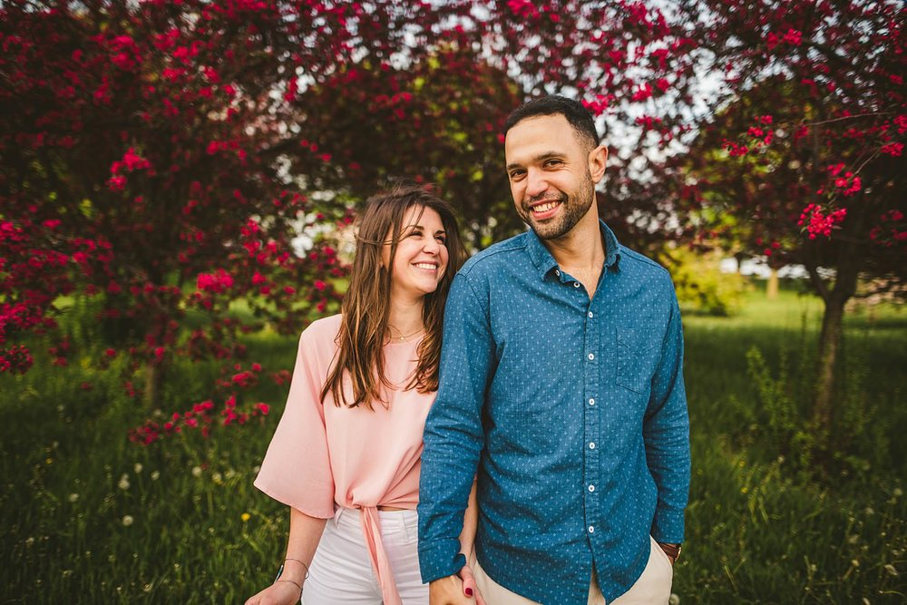 Downtown Chicago Engagement Photos - Museum of Science and Industry Session - Elizabeth and Dan -28.jpg