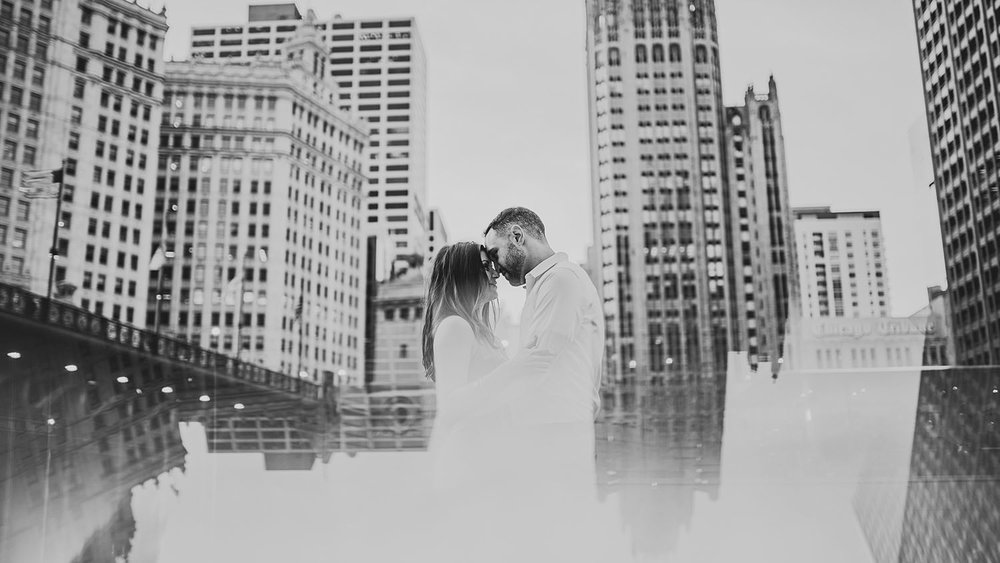 Downtown Chicago Engagement Photos - Museum of Science and Industry Session - Elizabeth and Dan -51.jpg