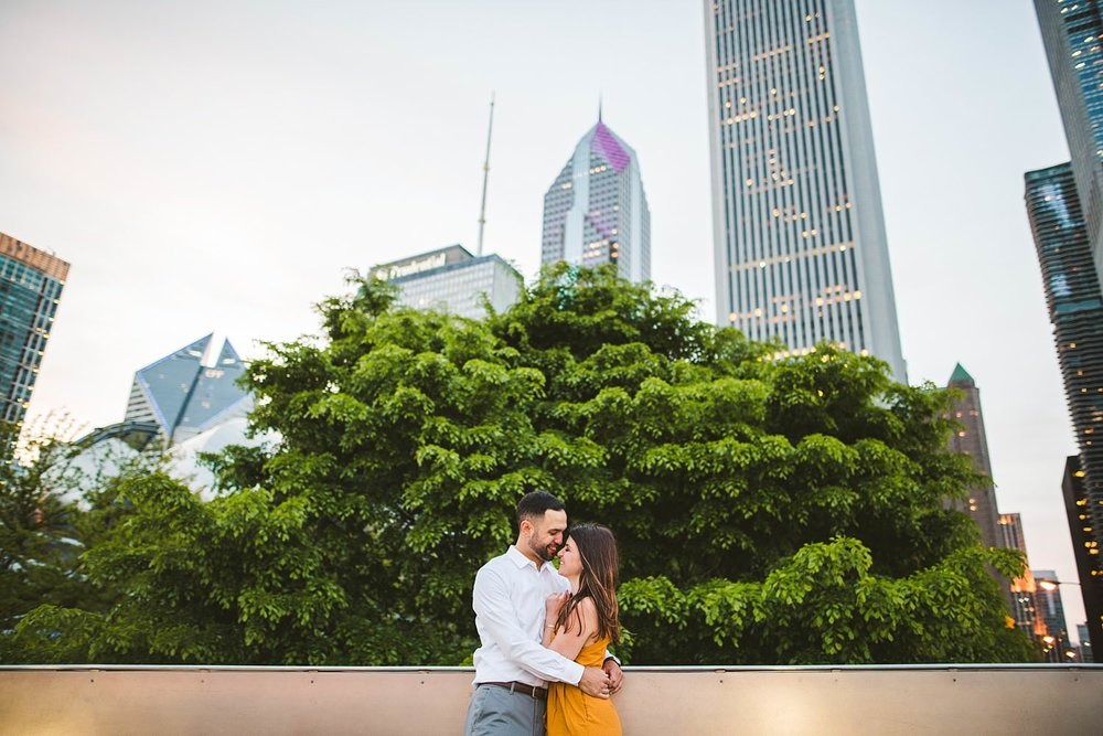 Downtown Chicago Engagement Photos - Museum of Science and Industry Session - Elizabeth and Dan -60.jpg