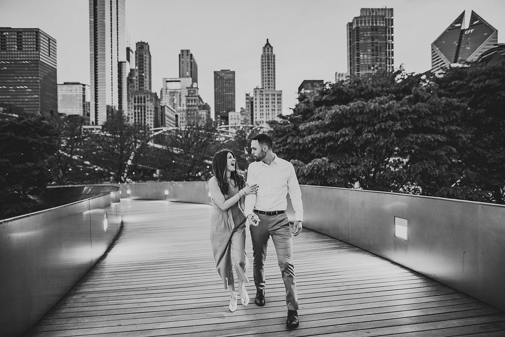 Downtown Chicago Engagement Photos - Museum of Science and Industry Session - Elizabeth and Dan -61.jpg