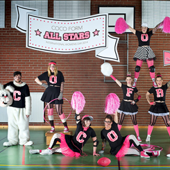COCO CHEERLEADERS