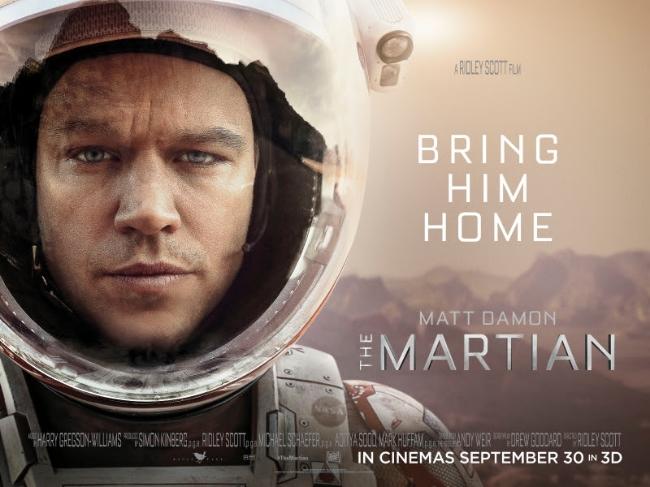دانلود فیلم مریخی