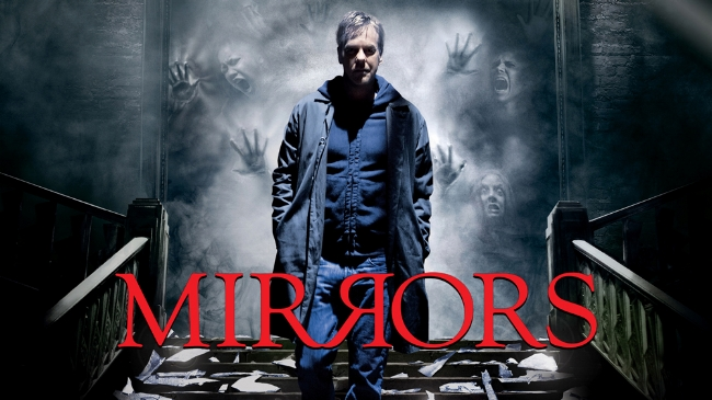 Mirrors 2008 contains moderate peril for Mirror 3 movie