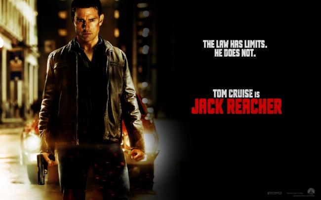 Jack Reacher 2012 Contains Moderate Peril