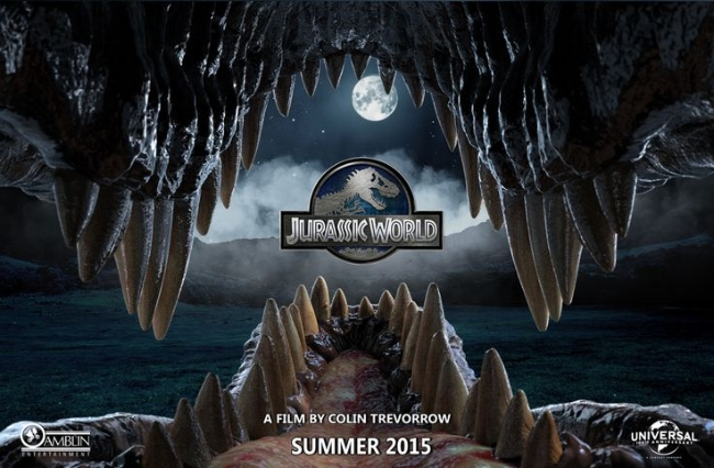 Jurassic World 2015 Contains Moderate Peril