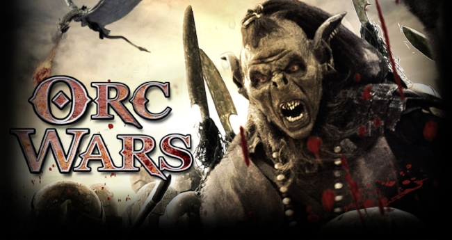 Orc Wars (2013) — Contains Moderate Peril