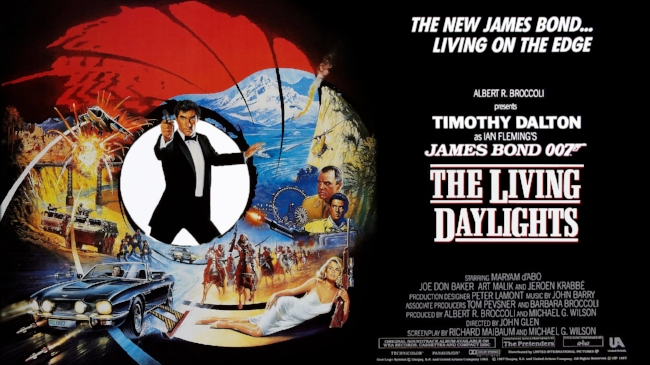The Living Daylights Quad Poster.jpg