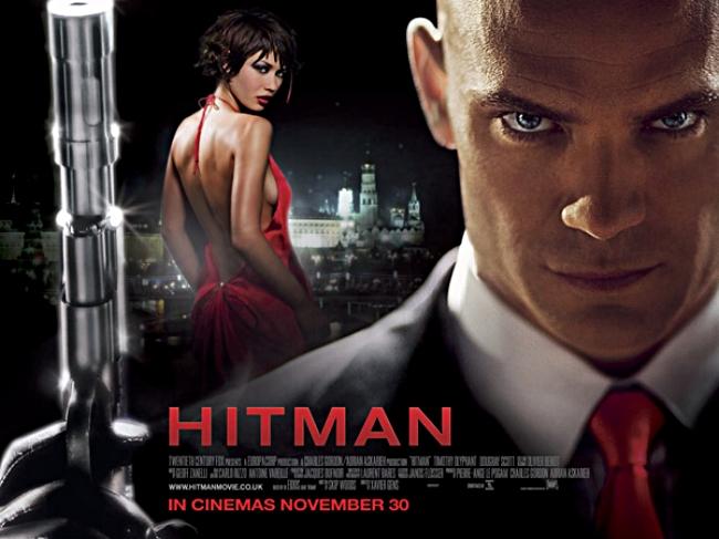 Hitman 2007 Contains Moderate Peril