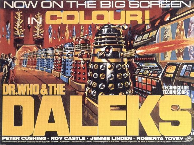 Dr Who & The Daleks Poster.jpg