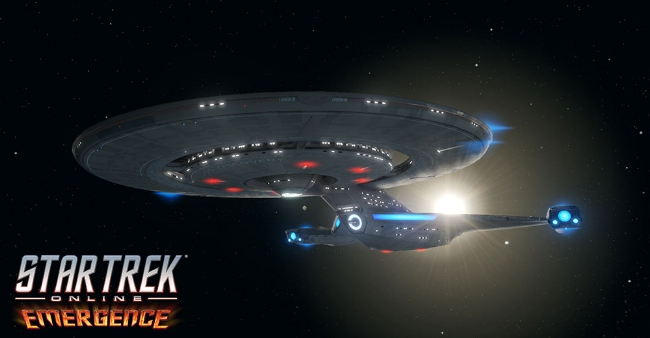 Star trek online patch adds new featured episode, new officer.