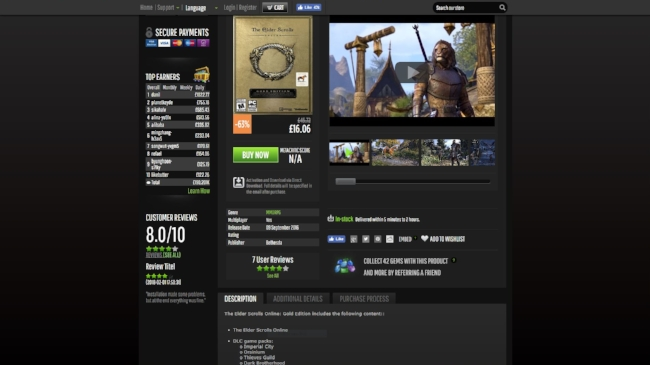 ESO Gold Edition price.JPG