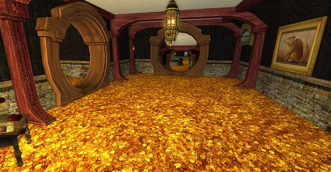 Coin floor LOTRO.jpg