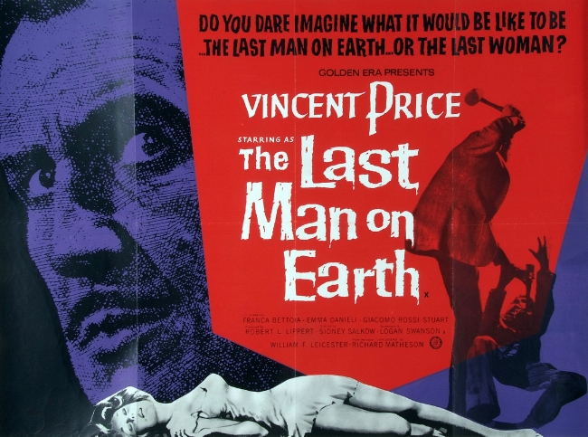 The Last Man On Earth 1964 Contains Moderate Peril