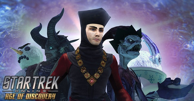 Star Trek Online: The Other MMO — Contains Moderate Peril
