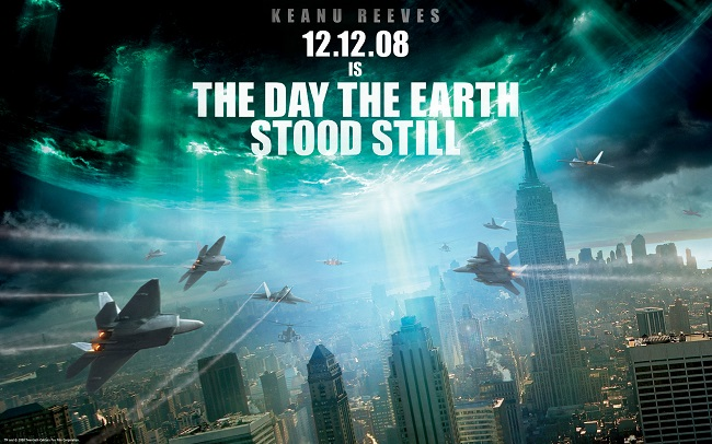 The Day The Earth Stood Still 2008 Contains Moderate Peril