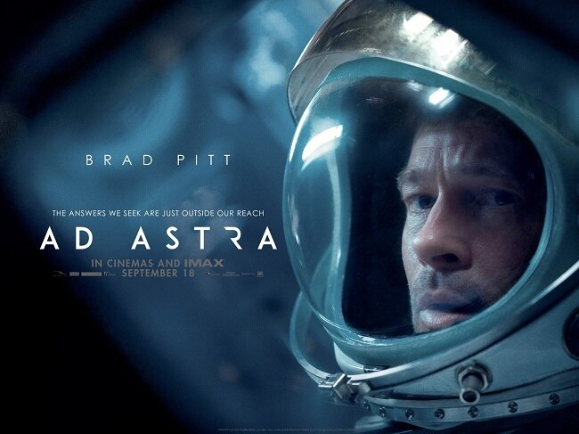 Ad Astra (2019) — Contains Moderate Peril