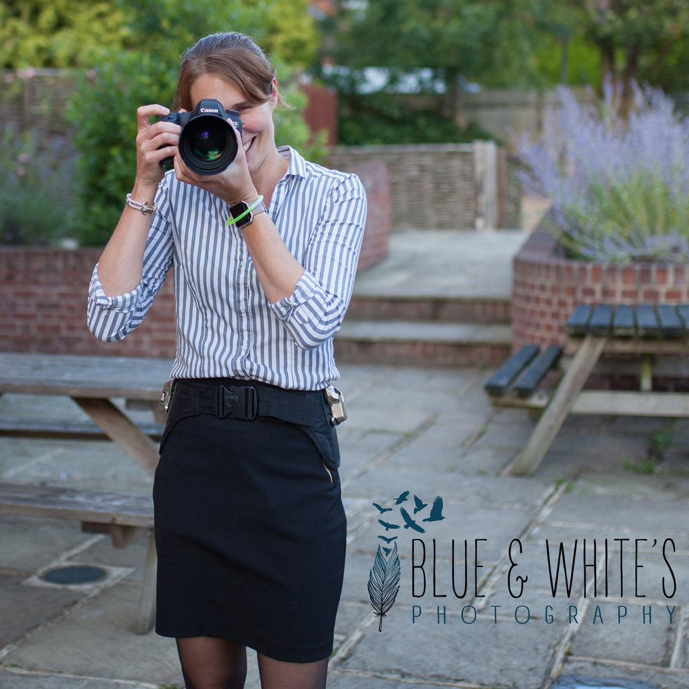 Chloe - Blue & White's Photography